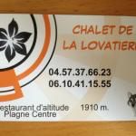 Photo of Chalet de la Lovatiere