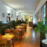 Salle petit-déjeuner de l'Hotel de Paris **