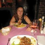 Happy with main courses