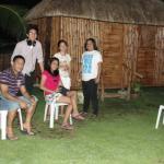 accomodation -huts