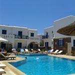 hermoso hotel Naxos