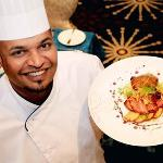 Executive Chef Preshanthan