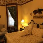 Foto de Rocking Horse Manor Bed and Breakfast