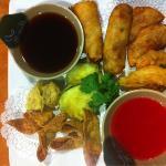 Oriental Appetizer