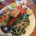 Broiled Lobster Entree
