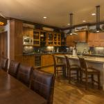 Typical Great Bear kitchen