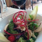 Salade du jour