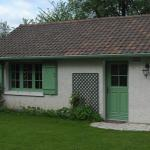 One of the cottages on the grounds - can sleep 4