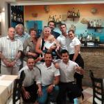 Kostas ,staff and family