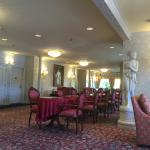 The Lobby of the Carlyle