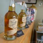 Dolon Shanks Amber Rum from Cannon Beach Distillery