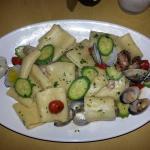 Paccheri vongole e zucchine :)
