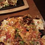 Meat Portion Fits on a single Tortilla Chip $17 Dollar Filet Mignon Nachos