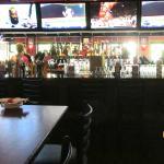 A bar view