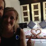 room for honeymooners ready:)