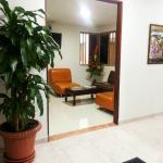Sala de espera con Directv