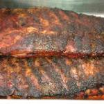This is the Hand rubbed Ribs