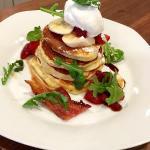 Gluten Free Meyer Lemon Ricotta Pancakes