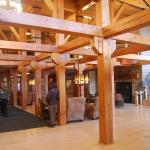 Foto de Old Faithful Snow Lodge and Cabins