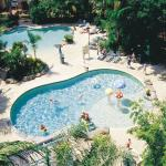 Ashmore Palms Holiday Village Swimming Lagoons