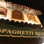 Spaghetti Bender. Newport Beach, California