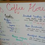 Daily Specials, Cedrick's Coffee House  |  1610 Joan Avenue, Crofton, British Columbia, Canada