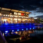 The Rhum-Ba/Denarau Yacht Club from Jetty C, Port Denarau Marina