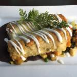 The Best!! Sardinian Rabbit & Butternut Squash Enchiladas!!!