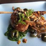 The Best!! Sardinian Rabbit & Butternut Squash Enchiladas!!!