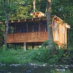 The Savannah Cabin at Ferenbaugh Campsites, Corning NY