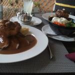 Roast Beef at Palm Bistro