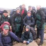 Mt Field NP Tour Group