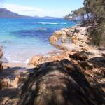 Honeymoon Bay, Freycinet NP
