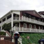 Foto de Gunn House Hotel