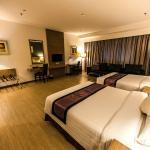Executive Deluxe Room - Double Queen beds