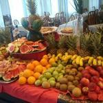 Series of dessert in Maria Luisa
