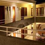 Inside Merbabu Guest House