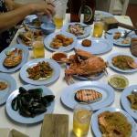 Foto de Seafood Buffet Chiangmai @ Changklan