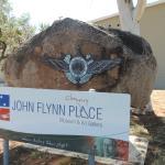 John Flynn Place Museum & Fred McKay Art Gallery