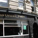 Outside of the Akenside Traders