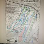 trailmap red rock canyon