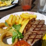 A sirloin that melts in your mouth