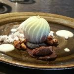 Chocolate Peanut Sphere at Surly Brewer'e Table