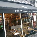 The Muffin Man Tea Shop