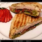 Tuscan panini