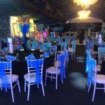 Venue 5 catering event