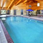 Indoor Pool & Game Room
