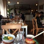 Pig and heifer restaurant ... Yum !!