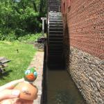 Mr. Peabody Pembroke visits the Colvin Run Mill