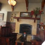 Front gathering area of pub